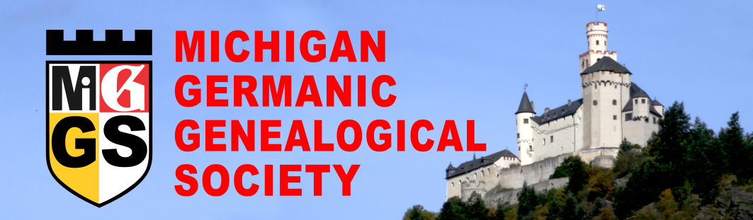 Michigan Germanic Genealogical Society